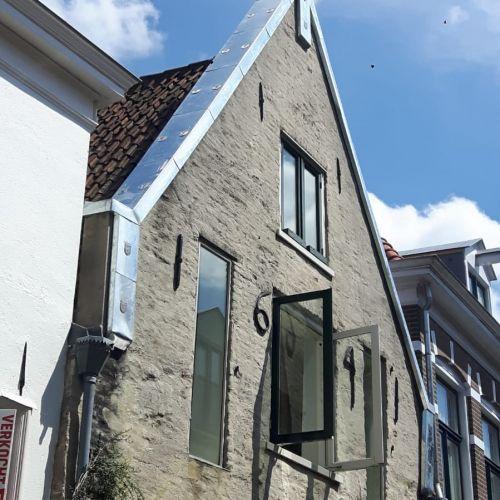 Monumentaal Zinkwerk Korte Noorderbergweg Deventer - Instain B.V.