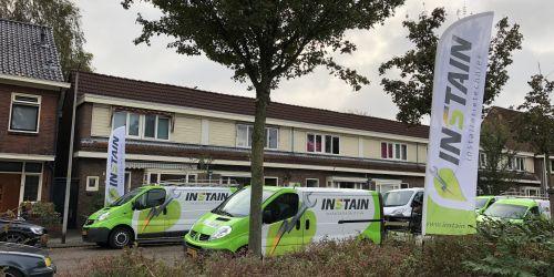 Project grote aanpak en energetische maatregelen burgemeesterswijk gestart - Instain Installatiebedrijf