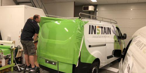 Van Steenbruggen naar Instain - Instain Installatiebedrijf