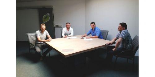 Samenwerking Nijhuis, Wolters en Instain Tiel - Instain Installatiebedrijf