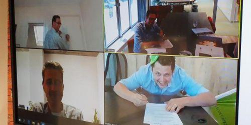 Rentree en Instain tekenen RGS-contract van minimaal 6 jaar - Instain Installatiebedrijf